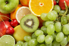 Close up da fruta fresca Imagem de Stock Royalty Free