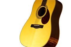 Close-up da guitarra Imagem de Stock Royalty Free