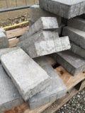 Close-up da laje de cimento Foto de Stock Royalty Free