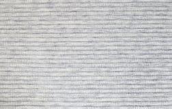 Close up da matéria têxtil cinzenta do jérsei do fio de mescla imagem de stock royalty free