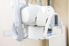 Close up da máquina de raio X Fotografia de Stock Royalty Free