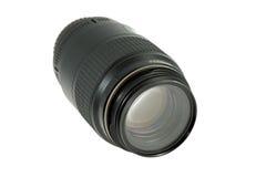 Close up da objectiva, equipamento avançado da foto Fotos de Stock Royalty Free