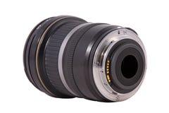 Close up da objectiva, equipamento avançado da foto Imagens de Stock Royalty Free
