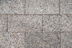 Close up da pedra de pavimentação das migalhas de mármore para o fundo foto de stock royalty free