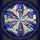 Close up da pedra preciosa ilustração do vetor