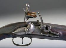 Pistola do Flintlock. Fotos de Stock Royalty Free