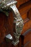 Close up da porta Fotografia de Stock