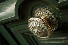 Close up da porta Imagens de Stock Royalty Free