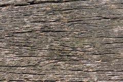 Close up da prancha de madeira velha fotografia de stock
