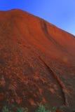 Close up da rocha em Austraila. Imagens de Stock Royalty Free