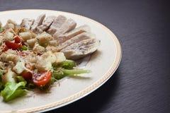 Close up da salada foto de stock
