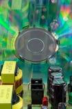 Close up da tecnologia Fotos de Stock
