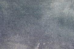 close up da tela de malha respirável da textura na trouxa preta da foto Textura do saco plástico preto do Weave Imag do fundo fotos de stock royalty free