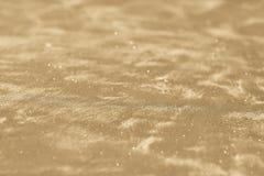 Close-up da textura da areia Fundo da areia Foto de Stock Royalty Free