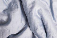 Close-up da textura de pano fotos de stock royalty free