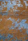 Close-up da textura do metal de Brown Fotos de Stock