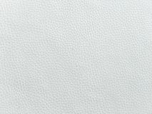 Close up da textura sem emenda do couro branco Fundo com textura do couro branco Fotografia de Stock Royalty Free