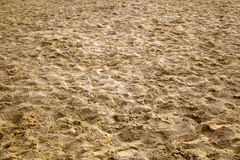 Damp Sand Stock Images