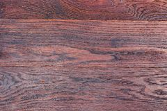 Brown wood panel Royalty Free Stock Images