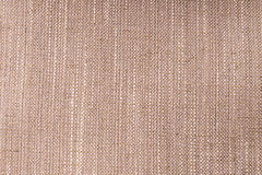 Close up of dark rose colored fine textured cotton Stock Image