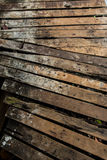 Dark wood for background. Close up dark wood for background Stock Photo