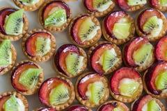 Close-up das galdérias do fruto Foto de Stock Royalty Free