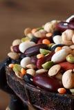 Close-up das leguminosa. Fotografia de Stock