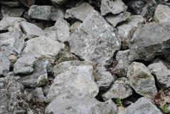Close up das pedras Textura de pedra ilustração do vetor