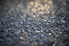 Close-up das rochas Imagens de Stock