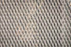 Close-up de aço galvanizado fundo da textura Imagens de Stock