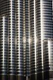 Close up de Burj Khalifa Fotos de Stock Royalty Free