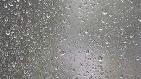 Close-up de gotas da água video estoque