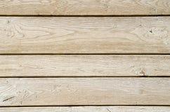Close up de madeira claro da parede Imagem de Stock