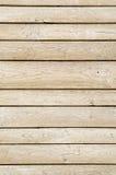 Close up de madeira claro da parede Imagens de Stock
