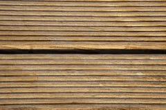 Close up de madeira da plataforma imagem de stock