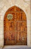 Close-up de madeira velho da porta Fotos de Stock