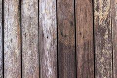 Close up de madeira velho do fundo da textura Imagem de Stock
