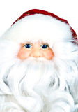 Close up de Papai Noel foto de stock