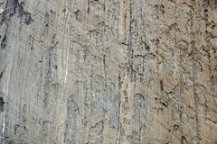 Close-up de pedra da rocha do granito Foto de Stock Royalty Free