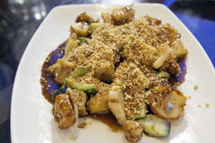 Close up de Rojak do fruto de Singapura Imagens de Stock Royalty Free