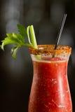 Cocktail de mary sangrenta Foto de Stock