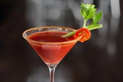 Cocktail de mary sangrenta Imagem de Stock Royalty Free