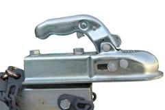 Close-up de um engate de reboque do barco Fotos de Stock