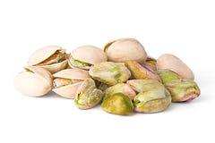 Close-up de um pistachio Imagens de Stock