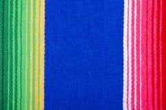 Close up de um tapete do algodão Imagens de Stock