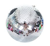 Close-up de uma bola do disco Imagem de Stock Royalty Free