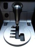 Close up de uma engrenagem em um moderno Imagem de Stock