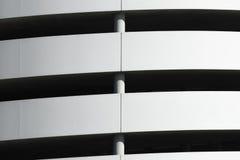 Close up de uma entrada de automóveis espiral Fotos de Stock
