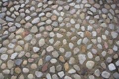 Close-up de uma estrada Fotografia de Stock