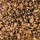 Close-up de uma gaxeta de cortiça Fotos de Stock